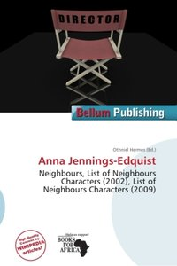 ANNA JENNINGS-EDQUIST