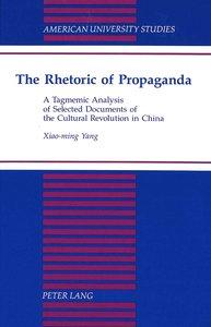 The Rhetoric of Propaganda