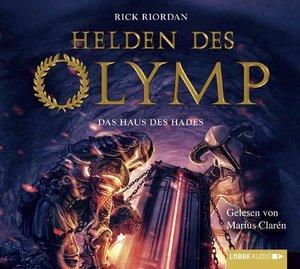 Helden des Olymp Teil 4 - Das Haus des Hades