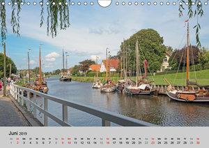 OSTFRIESLAND Strand und Mee(h)r (Wandkalender 2019 DIN A4 quer)