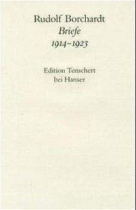 Briefe 1914 - 1923