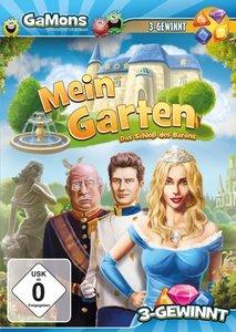 GaMons: Mein Garten - Das Schloss des Barons (3-Gewinnt-Spiel)