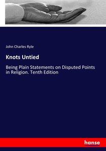 Knots Untied