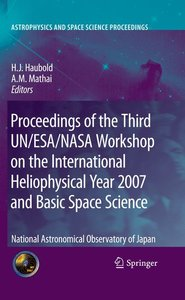 Proceedings of the Third UN/ESA/NASA Workshop on the Internation