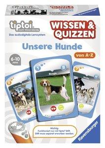 tiptoi Wissen & Quizzen Unsere Hunde