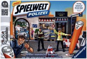 tiptoi® mini Spielwelt Verkehrspolizei