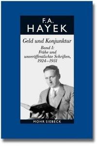 Geld und Konjunktur. Bd.1