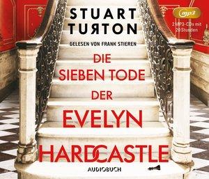 Die sieben Tode der Evelyn Hardcastle, 1 MP3-CD
