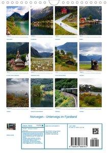 Norwegen - Unterwegs im Fjordland