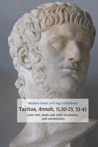 Tacitus, Annals, 15.20-23, 33-45