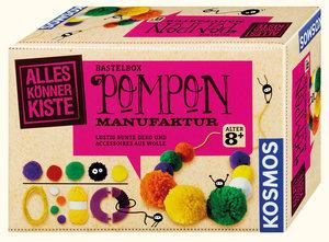 Bastelbox Pompon-Manufaktur