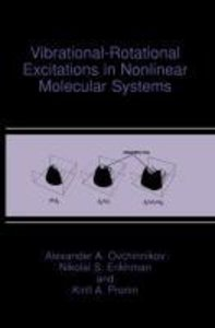 Vibrational-Rotational Excitations in Nonlinear Molecular System