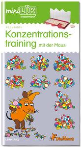 Konzentrationstraining mit der Maus