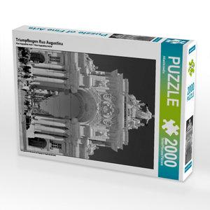 Triumpfbogen Rua Augustina 2000 Teile Puzzle hoch