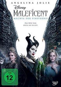 Maleficent: Mächte der Finsternis, 1 DVD