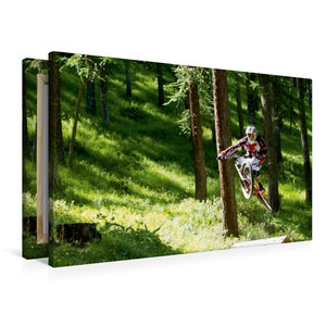 Premium Textil-Leinwand 90 cm x 60 cm quer Tabletop