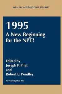 1995: A New Beginning for the NPT?