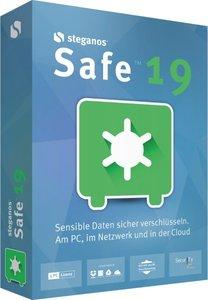 Steganos Safe 19. Für Windows 7/8/10
