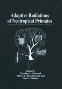 Adaptive Radiations of Neotropical Primates