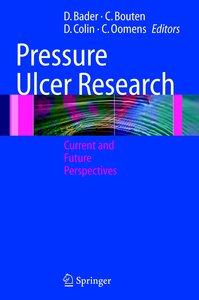 Pressure Ulcer Research