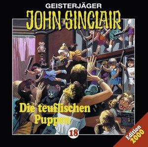 Die Teuflischen Puppen (3/3). CD
