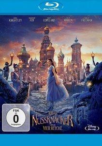 Der Nussknacker und die vier Reiche, 1 Blu-ray