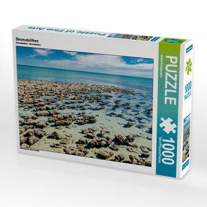 Stromatolithen 1000 Teile Puzzle quer