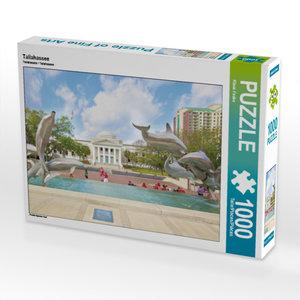 CALVENDO Puzzle Tallahassee 1000 Teile Lege-Größe 64 x 48 cm Fot