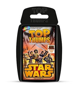 Top Trumps -Star Wars Rebels
