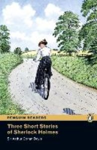Penguin Readers Level 2 Three Short Stories of Sherlock Holmes