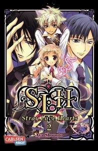 Stray Love Hearts 02