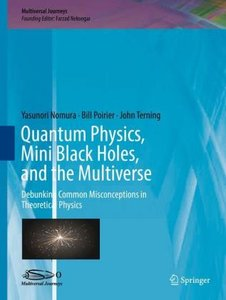 Quantum Physics, Mini Black Holes and the Multiverse