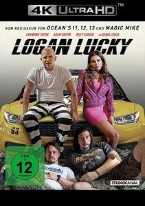 Logan Lucky 4K, 1 UHD-Blu-ray