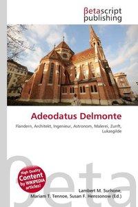 Adeodatus Delmonte