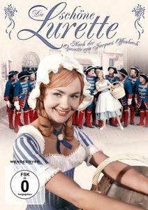 Die schöne Lurette, 1 DVD