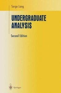 Undergraduate Analysis