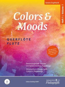 Colors and Moods - Querflöte Band 1