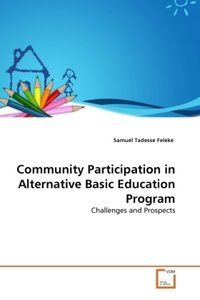 Community Participation in Alternative Basic Education Program