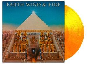All \'N All (ltd flaming Vinyl)