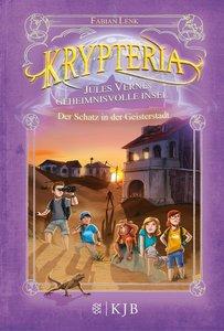 Krypteria 06 - Jules Vernes geheimnisvolle Insel. Der Schatz in