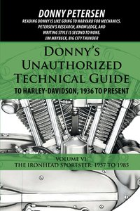 Donny\'s Unauthorized Technical Guide to Harley-Davidson, 1936 t