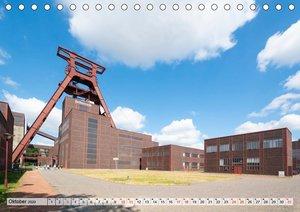 Bauhaus-Architektur im Ruhrgebiet (Tischkalender 2020 DIN A5 que