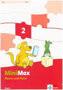 Mathematik MiniMax. Themenheft Geometrie 2. Schuljahr. Ausgabe f