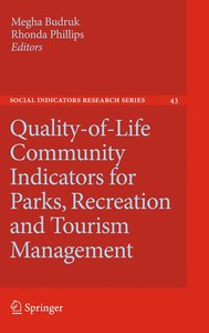 Quality-of-Life Community Indicators for Parks, Recreation and T