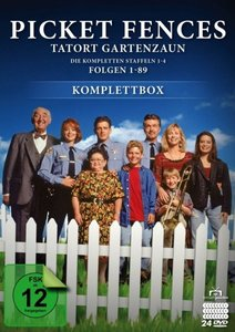 Picket Fences - Tatort Gartenzaun: Komplettbox