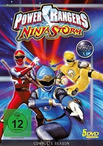 Power Rangers-Ninja Storm Season 11
