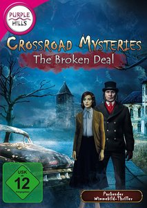 Purple Hills: Crossroad Mysteries - The Broken Deal (Wimmelbild-