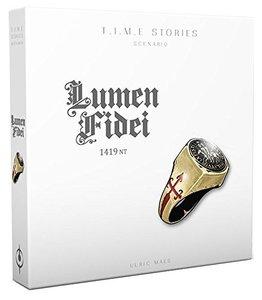 Asmodee SCO0007 - T.I.M.E Stories, Lumen Fidei, 5. Erweiterung