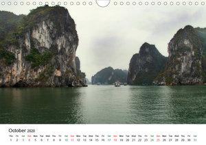 VIETNAM (Wall Calendar 2020 DIN A4 Landscape)