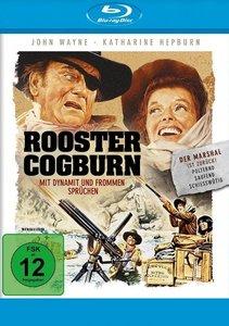 Rooster Cogburn-Mit Dynamit Und Frommen